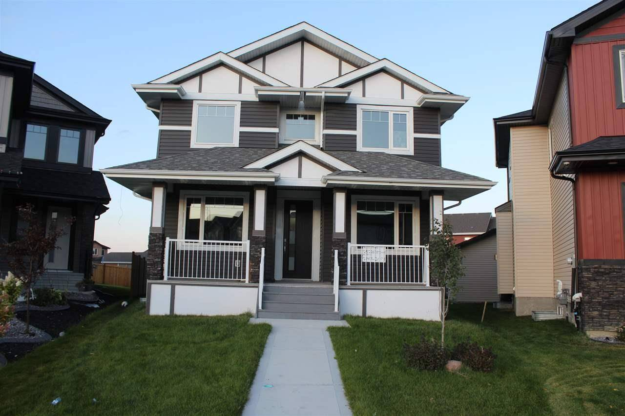 House for sale at 2147 26 St Nw Edmonton Alberta - MLS: E4174422