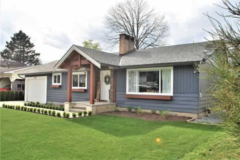 House for sale at 2147 Mccaffrey Rd Agassiz British Columbia - MLS: R2363387