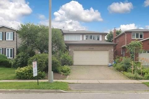 House for sale at 2148 Margot St Oakville Ontario - MLS: W4545945