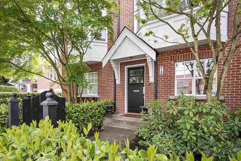 Townhouse for sale at 2148 8th Ave W Vancouver British Columbia - MLS: R2454185