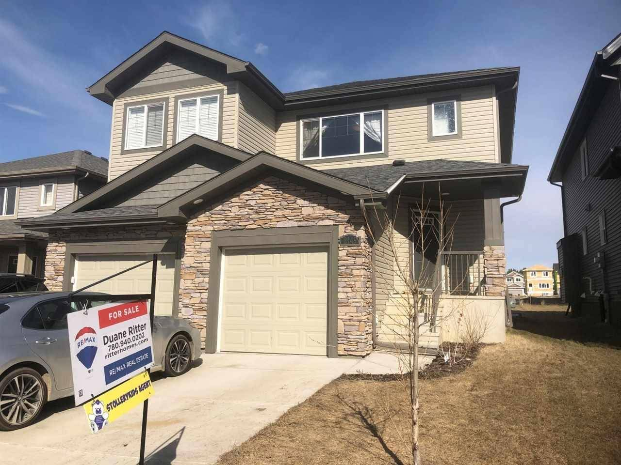 Townhouse for sale at 2149 52a St Sw Edmonton Alberta - MLS: E4192654