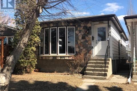 House for sale at 2149 Broder St Regina Saskatchewan - MLS: SK791071
