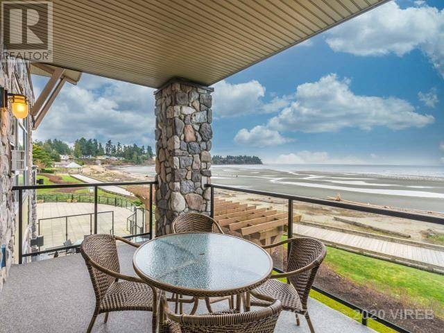 Condo for sale at 181 Beachside Dr Unit 214a Parksville British Columbia - MLS: 467095