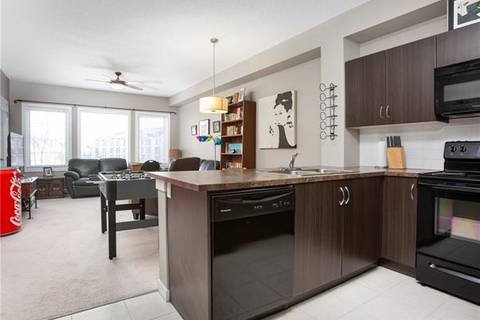 Condo for sale at 100 Cranfield Common Southeast Unit 215 Calgary Alberta - MLS: C4285460