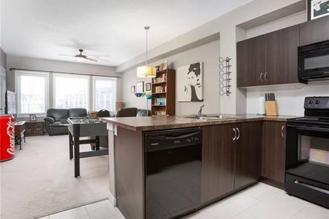 Condo for sale at 100 Cranfield Common Southeast Unit 215 Calgary Alberta - MLS: C4285460