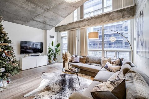 Apartment for rent at 1029 King St Unit 215 Toronto Ontario - MLS: C4998553