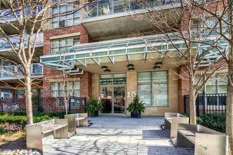 Condo for sale at 15 Stafford St Unit 215 Toronto Ontario - MLS: C4698989