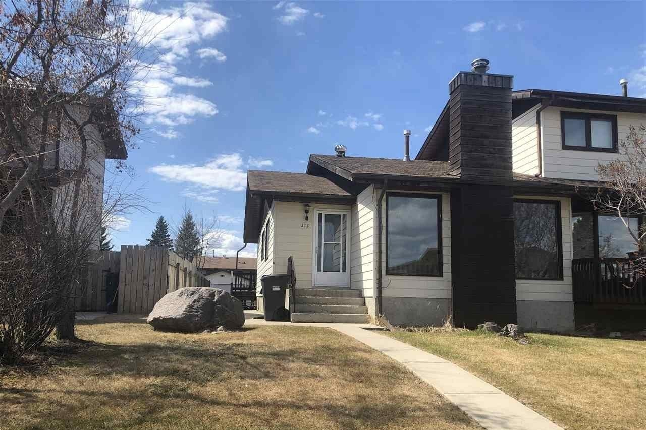 Townhouse for sale at 215 19 St Cold Lake Alberta - MLS: E4191711
