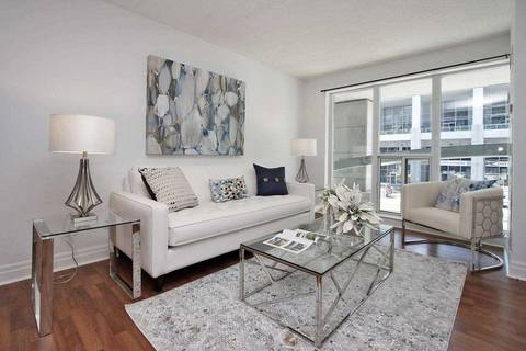 Condo for sale at 2121 Lake Shore Blvd Unit 215 Toronto Ontario - MLS: W4547639