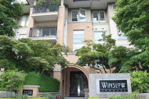 Condo for sale at 2338 Western Pw Unit 215 Vancouver British Columbia - MLS: R2467832