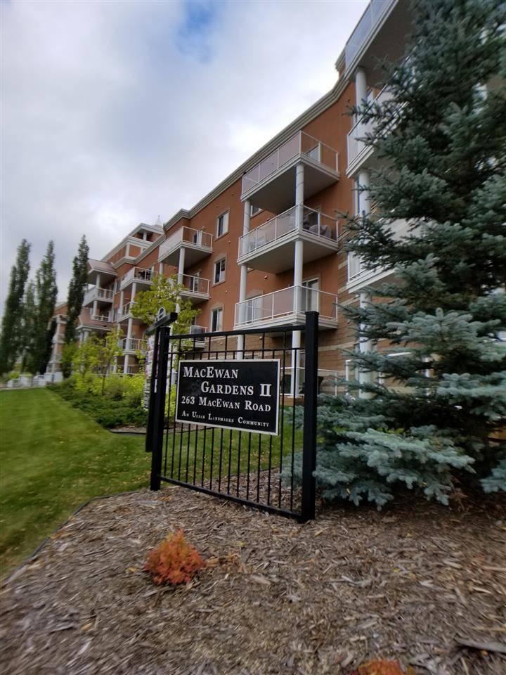 Condo for sale at 263 Macewan Rd Sw Unit 215 Edmonton Alberta - MLS: E4169376
