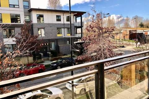 Condo for sale at 3133 Riverwalk Ave Unit 215 Vancouver British Columbia - MLS: R2437538