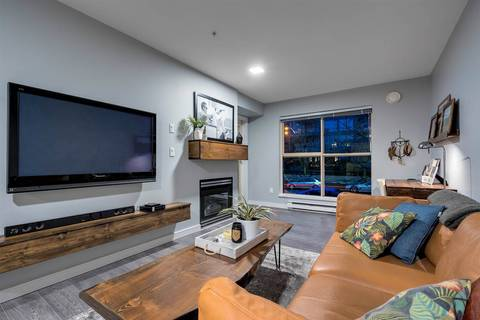 Condo for sale at 332 Lonsdale Ave Unit 215 North Vancouver British Columbia - MLS: R2426646
