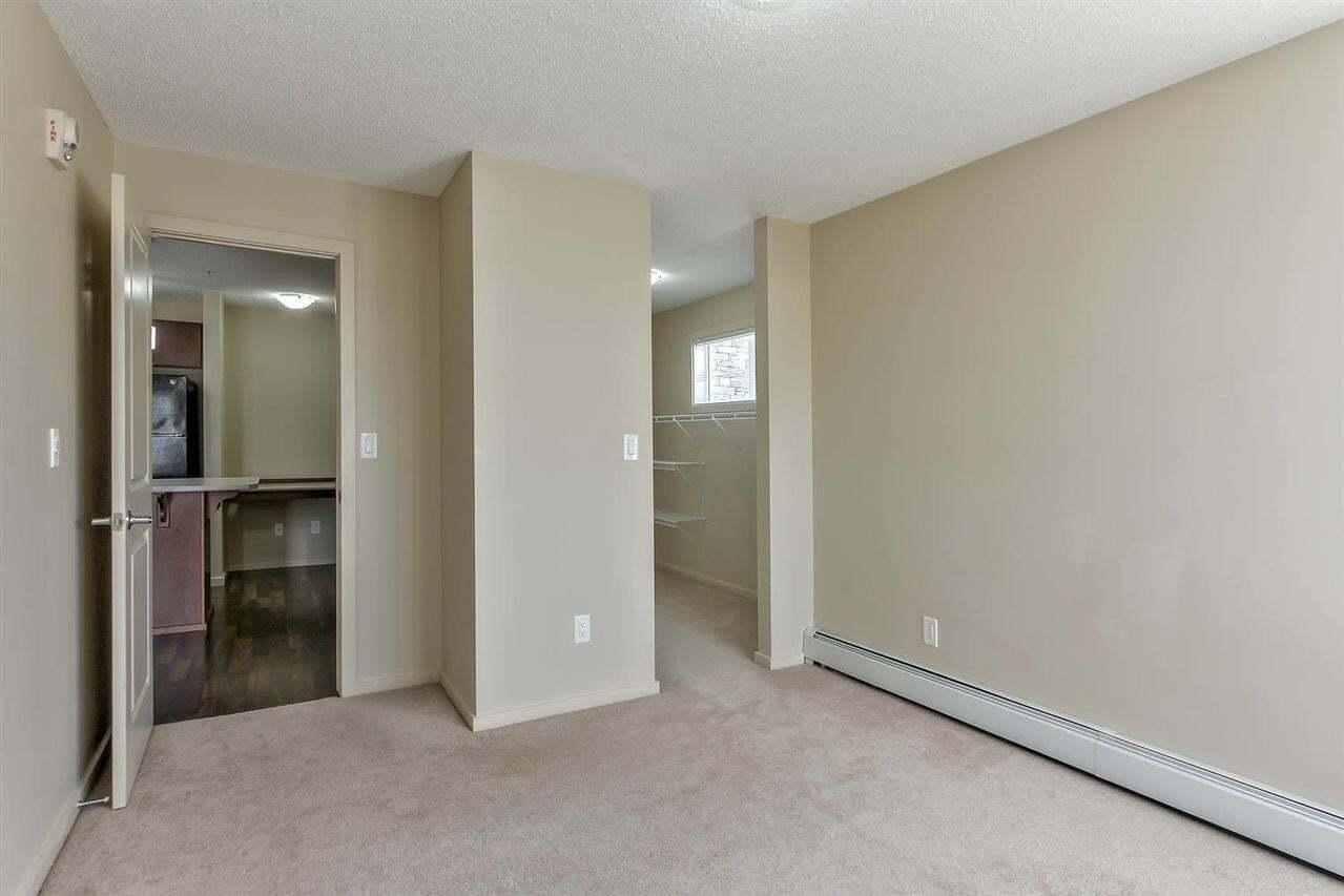 Condo for sale at 3357 16a Av NW Unit 215 Edmonton Alberta - MLS: E4206136