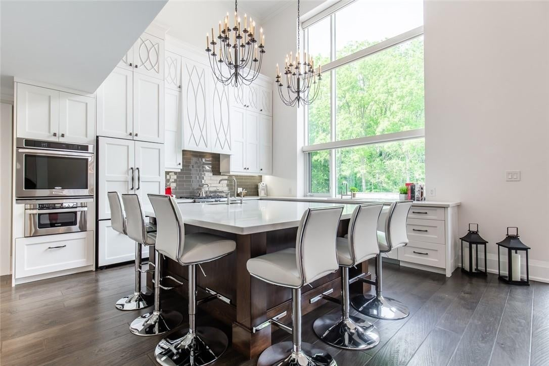 Condo for sale at 397 King St W Unit 215 Dundas Ontario - MLS: H4079927