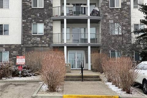 Condo for sale at 55 Arbour Grove Cs Northwest Unit 215 Calgary Alberta - MLS: C4292447