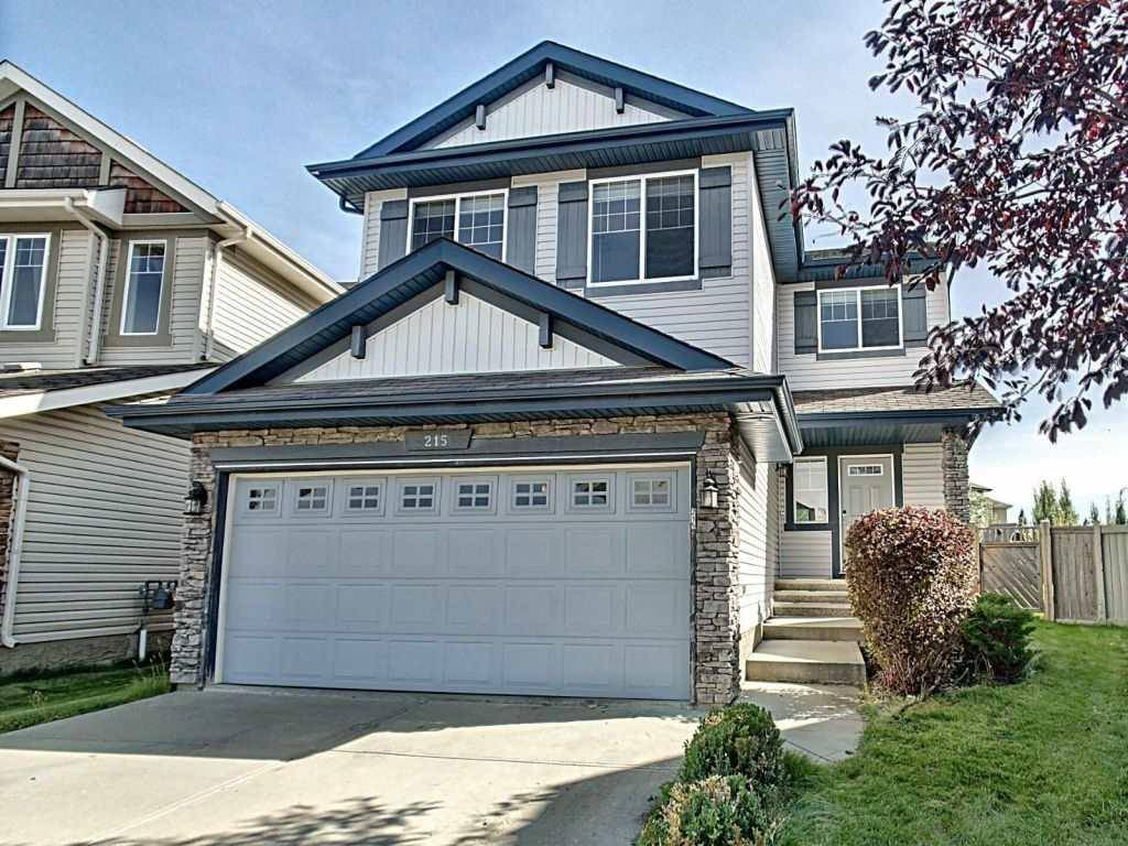 House for sale at 215 64 St Sw Edmonton Alberta - MLS: E4190127