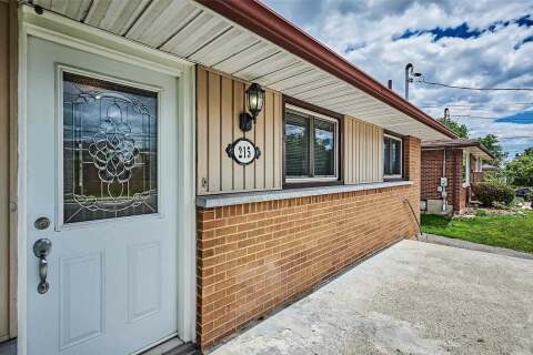 House for sale at 215 Anderson St Whitby Ontario - MLS: E4792409
