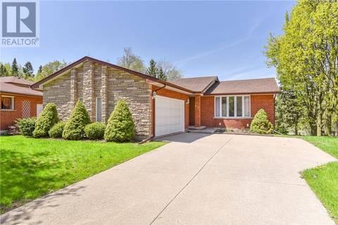 House for sale at 215 Black Walnut Pl Kitchener Ontario - MLS: 30736532