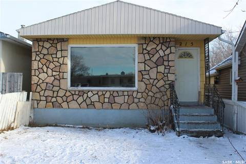 House for sale at 215 Broad St Regina Saskatchewan - MLS: SK793648
