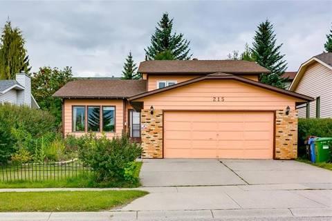House for sale at 215 Edgepark Blvd Northwest Calgary Alberta - MLS: C4269977