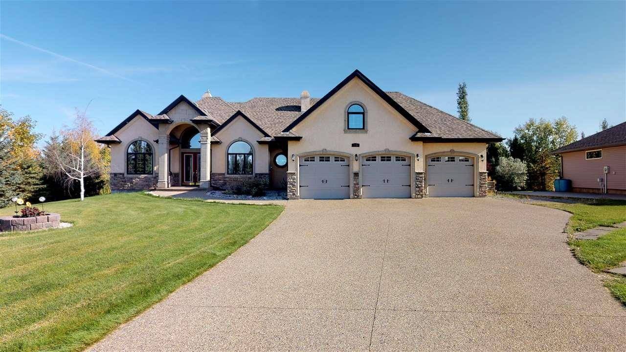House for sale at 215 Estate Way Cres Rural Sturgeon County Alberta - MLS: E4175251