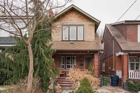House for rent at 215 Glebeholme Blvd Toronto Ontario - MLS: E4771438