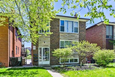 Townhouse for sale at 215 Glengarry Ave Toronto Ontario - MLS: C4768206