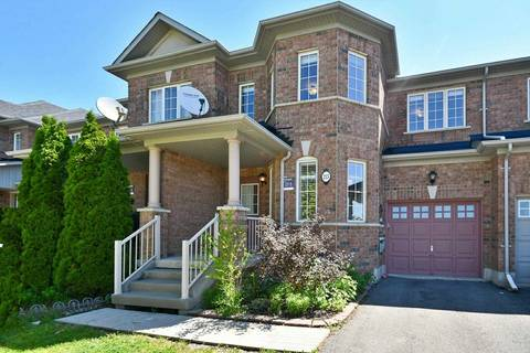 Townhouse for sale at 215 Hammersly Blvd Markham Ontario - MLS: N4480241