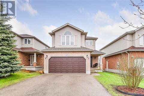 House for sale at 215 Holbeach Cres Waterloo Ontario - MLS: 30733516