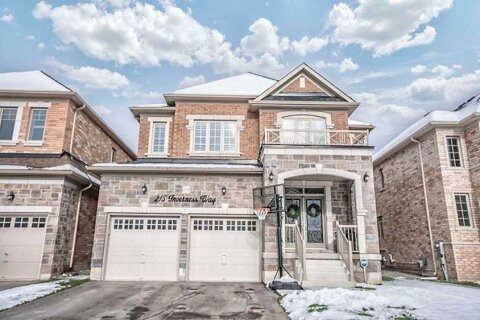 House for sale at 215 Inverness Wy Bradford West Gwillimbury Ontario - MLS: N4999451