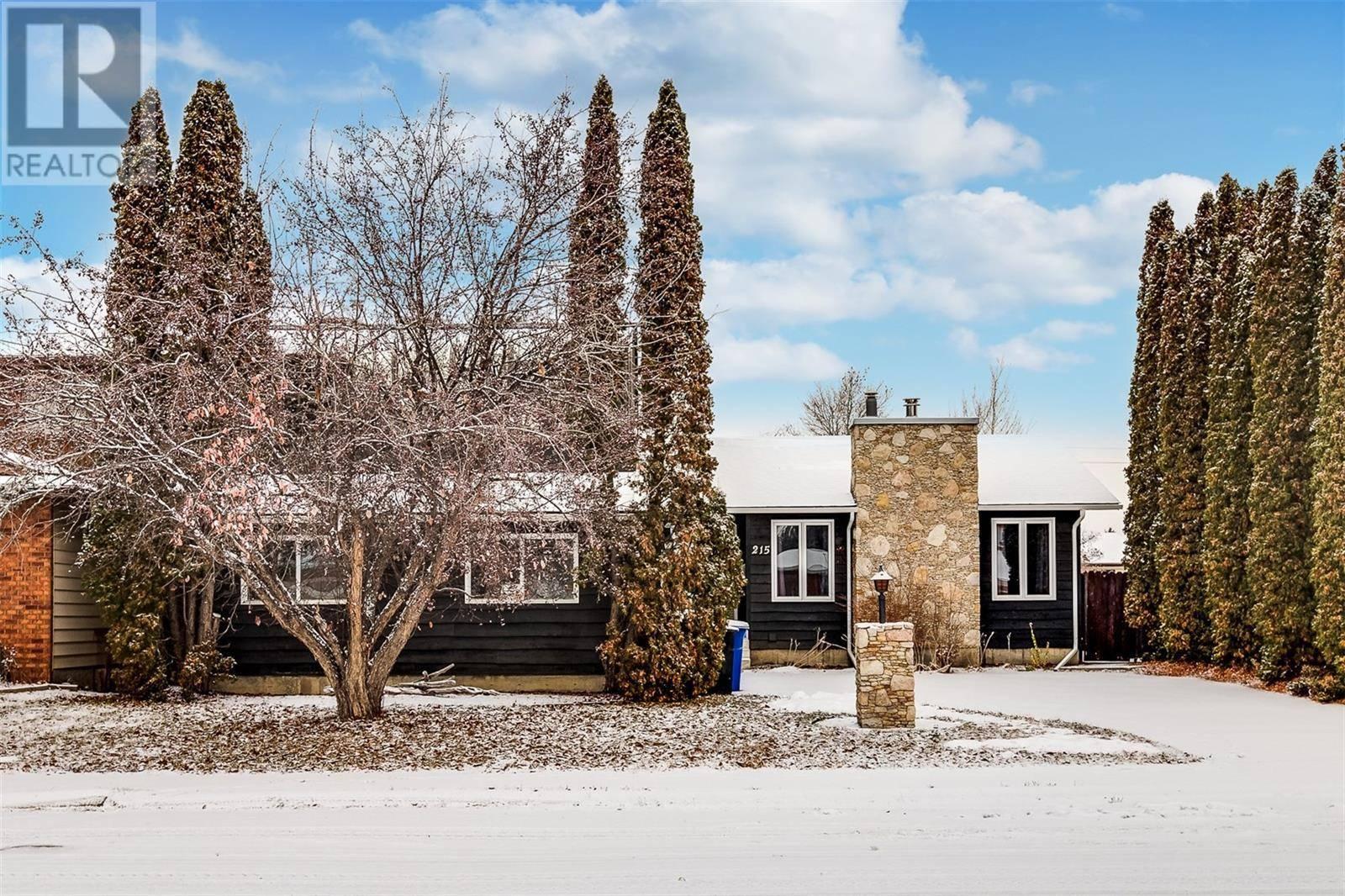 House for sale at 215 Keeley Cres Saskatoon Saskatchewan - MLS: SK793480