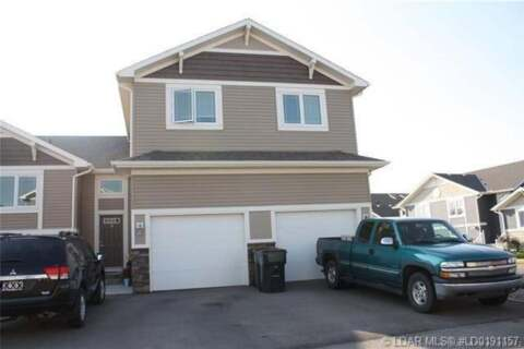 Townhouse for sale at 215 Lettice Perry Rd N Lethbridge Alberta - MLS: A1031963