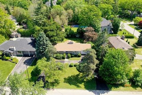 House for sale at 215 Maple Grove Dr Oakville Ontario - MLS: W4485937