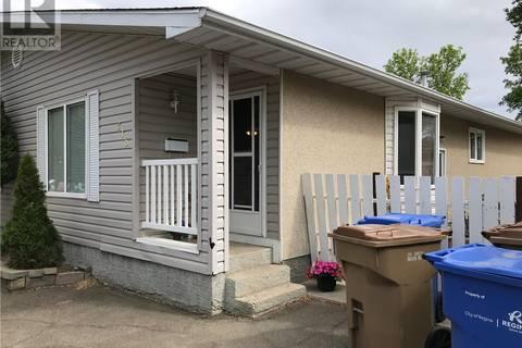 Townhouse for sale at 215 Markwell Dr Regina Saskatchewan - MLS: SK776863