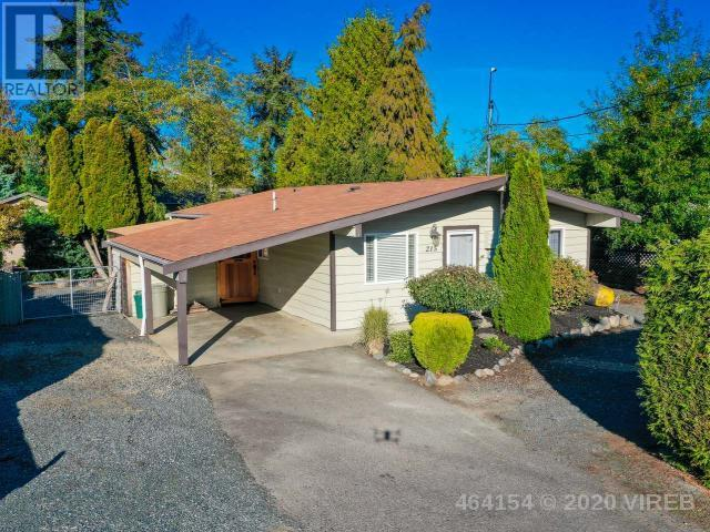 Removed: 215 Mckinnon Street, Parksville, BC - Removed on 2020-02-04 05:06:20