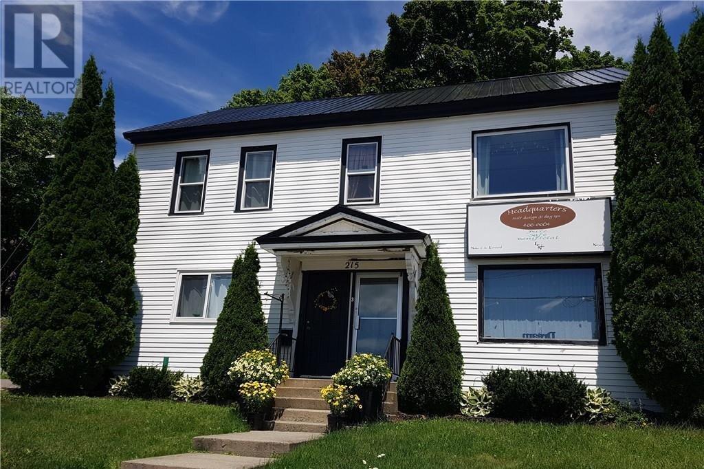 House for sale at 215 Milltown Blvd St. Stephen New Brunswick - MLS: NB044193