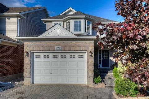House for sale at 215 Newport Dr Cambridge Ontario - MLS: X4736447