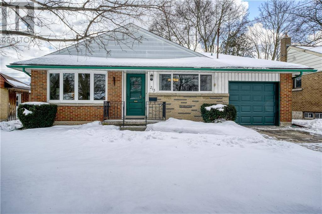House for sale at 215 Rodney St Waterloo Ontario - MLS: 30789083