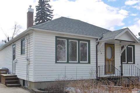 House for sale at 215 Stovel Ave E Melfort Saskatchewan - MLS: SK799526