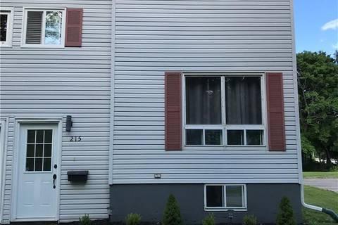 House for sale at 215 Tartan St Saint John New Brunswick - MLS: NB028589