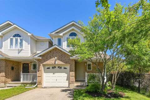 Townhouse for sale at 215 Terraview Cres Guelph Ontario - MLS: X4795759
