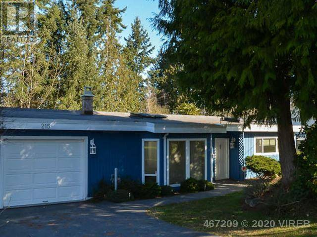 House for sale at 215 Thetis Ave Qualicum Beach British Columbia - MLS: 467209