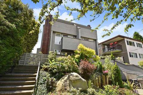 Townhouse for sale at 2150 6th Ave W Vancouver British Columbia - MLS: R2379099