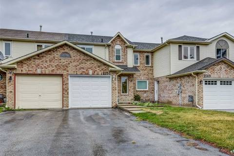 Townhouse for sale at 2151 Ferguson St Innisfil Ontario - MLS: N4570694