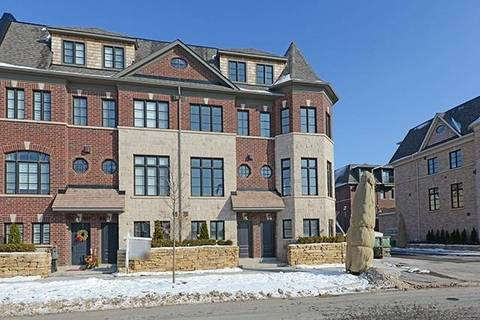 Townhouse for sale at 2153 Lillykin St Oakville Ontario - MLS: W4595546