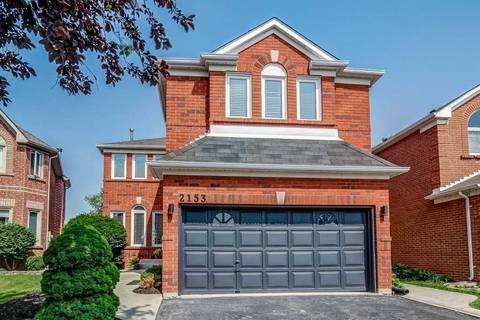 House for sale at 2153 Oak Bliss Cres Oakville Ontario - MLS: W4515044