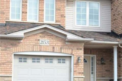 Townhouse for sale at 2153 Redstone Cres Oakville Ontario - MLS: 40019980