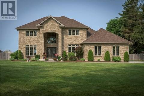 House for sale at 21545 Highbury Ave Arva Ontario - MLS: 207397