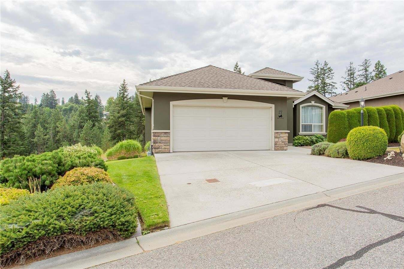 House for sale at 2155 Horizon Dr West Kelowna British Columbia - MLS: 10214385